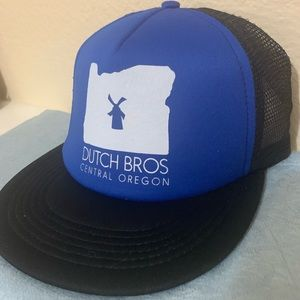 NWT DUTCH BROTHERS CENTRAL OREGON hat (snap back)
